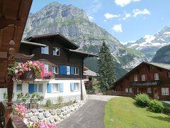スイス ハイキングざんまい旅
