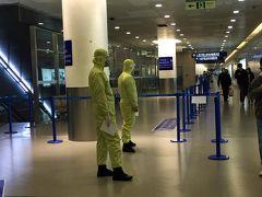 イスタンブール→香港→上海→長沙と無事到着。。空港検疫と人々の様子。長沙市内は1区画毎に全員体温チェック!!
