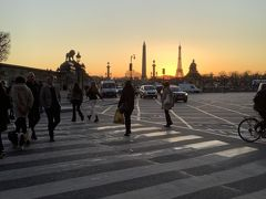 パリで暮らすような体験。1日目。