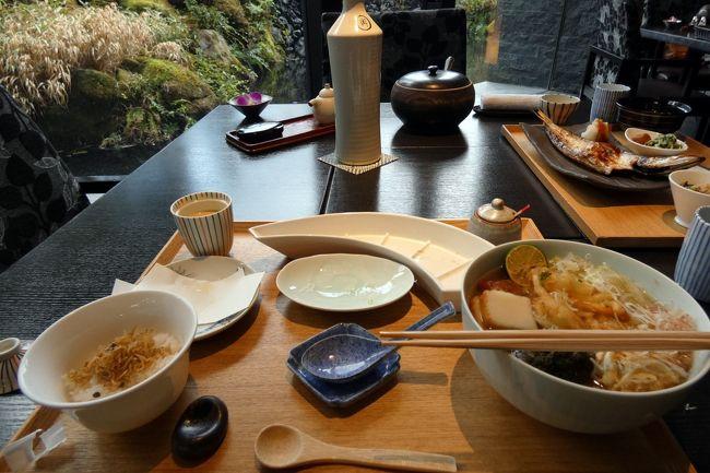 東急ハーヴェストクラブ箱根甲子園での朝食は、The Dining四季彩でのバイキングしかありません。<br /><br />当初バイキングを予約していましたが、変な流行り病が広がりだしたのでバイキングは避け、同じ敷地内に建つ東急ハーヴェストクラブ箱根翡翠の日本料理 一遊(いちゆう)でのお膳出しの朝食に変更しました。<br />