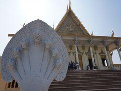 初カンボジアはプノンペンから地方都市へ 1日目