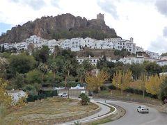 2019 レンタカーで巡る秋のスペイン【8】 ~白い村・サアラ・デ・ラ・シエラのちオルベラ~