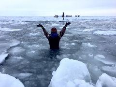 北海道の冬を遊ぼう♪~流氷を砕く!歩く!いっそのこと泳ぐ!~2020オホーツク流氷物語
