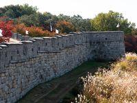 韓国の昔を訪ねた一週間(4)水原 スウォンの城壁