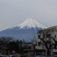 社員旅行で富士山一周の旅
