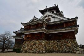 京都府:福知山城、田辺城、園部城、二条城、妙顕寺城(その1)