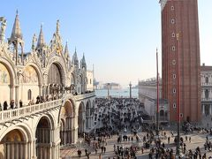 初めてのベネチアのカーニバル  (1)まずはフラッと、ベネチアをお散歩