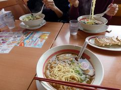 らーめん幸楽苑 三島南町店の昼食