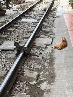オタじゃなくとも鉄道にはまる夏ハノイ③