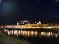 2019年年末〜2020年正月 ヨーロッパ家族旅行 12/31 ザルツブルクへ