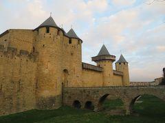フランス 「行った所・見た所」 カルカソンヌ城塞都市散策