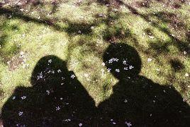 10年後に会った風景 六義園の桜など