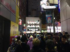 狂騒の渋谷ハロウィン(2018年10月31日)