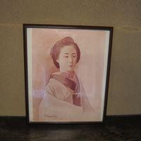 京都・幾松で食事と本能寺