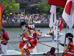日本三大舟神事祭10年に一度のホーランエンヤ