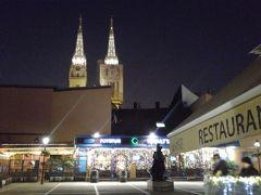 クロアチの首都・ザグレブ