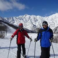 白馬スキー(長野県) 2020.2.16~19