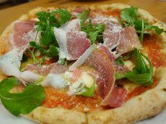 香芝でおいしいピッツァをいただきました。