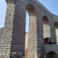 一生に一度だけでいいので行って見てみたいピラミッドを見て来ました!!(*^▽^*)<<3日目№3~世界遺産・カイロ歴史地区・水道橋>>
