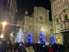 年末年始!子連れヨーロッパ④/フィレンツェで年越しカウントダウン