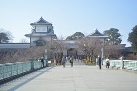 日本百名城をめぐる26 金沢城