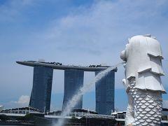 30年ぶりのシンガポール!【2日目後編:マーライオン・パーク&ルーフトップバーで夜景を堪能】