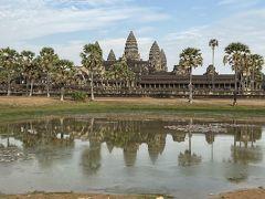 初体験 ビジネスクラスで行くカンボジアの旅