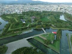 まるごと青森旅・その12.五稜郭タワーを見学して、ホテルパコ函館に宿泊。