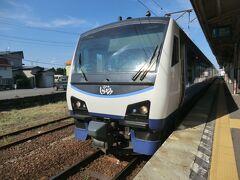 まるごと青森旅・その18.快速リゾートしらかみ4号で五能線の鉄旅。