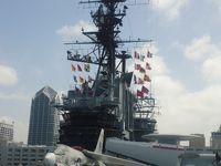 カリフォルニア州 サン ディエゴ - USSミッドウェイ博物館