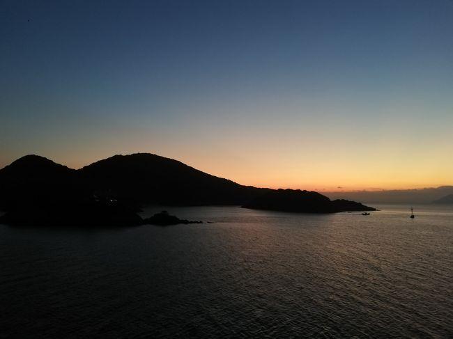 年に何度か母を旅行に誘うのですが、今回は母からリニューアルした広島平和記念資料館に行きたいとリクエストがあったので、一泊二日で広島に行ってきました。宿泊は場所を広島市内にするか、鞆の浦にするか、迷いに迷って、一度行ってみたかった鞆の浦の遠音近音(をちこち)へ。<br /><br />どなたかの参考になれば幸いです。