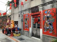2020年台湾の旅 台中雲林高雄ランタンと布袋戲巡り 3