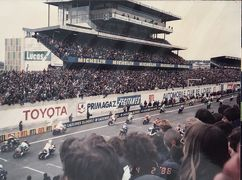 1988年4月☆ル・マン☆~24時間耐久ロードレース(ブガッティ・サーキット)~