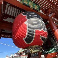 浅草寺ぶらぶら歩き 中国人観光客がいなくてガラガラ?いえいえ充分賑わっていました。