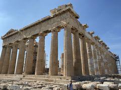 アテネ②念願のパルテノン神殿へ