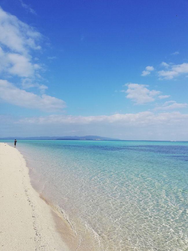 昨年、初めて竹富島と石垣島に行って、竹富島の魅力に取りつかれ、1年ぶりの再訪です。