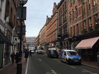 ロンドン・ナイロビ出張(その35) おまけのダブリン、最後の街歩き!