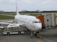 宮古島と沖縄本島(12)宮古島から那覇へのフライト・沖縄本島へ