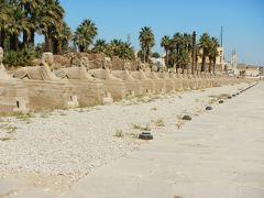 いざエジプトへ・・2日目ルクソール東岸観光そしてナイル川クルーズ船にチェックイン♪