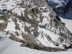 シニアー夫婦のスイスゆっくり旅行30日  (27)ティトゥリス山に上がりました(10月14日)