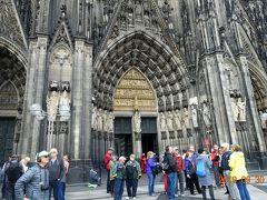 2019秋旅 ケルン大聖堂をじっくり見てベルリンへ移動 --大混雑の列車内でのできごと--