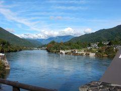 阿寺渓谷~天空の星空(阿智村)~天竜峡~妻籠宿へ・・久々のバスツアー