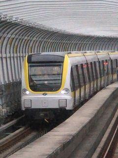 2020年2月台湾鉄道旅行3(台北捷運環状線)