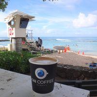ハワイ ⑥ ザ ピッグ&ザ レディが日本初上陸★浜辺で朝食♪マカダミアナッツパンケーキ★アイランドヴィンテージワインバー★カイコーヒー3号店