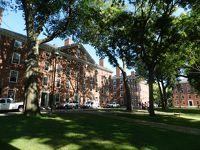 ボストン市内観光/最初はハーバード大学◆ボストン・ナイアガラ・プリンスエドワードの旅《その3》