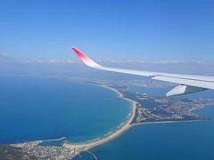 JAL国内線新鋭機A350-900、JR特急を乗り継いで長崎