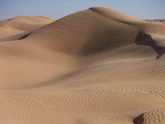 アフリカ サハラ砂漠をラクダと共に歩く9-8 砂丘編