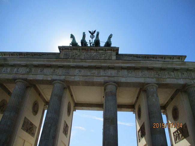 ベルリンで連泊し、街を散策しました。ベルリンの博物館島とは違うスポットを歩いてみました。行ってみたかったアインシュタインカフェにも行きました。