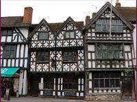 薔薇と羊に癒された英国の旅(6)シェイクスピアの故郷《ストラトフォード・アポン・エイヴォン》