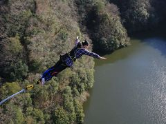【茨城旅行】竜神大吊り橋でバンジージャンプの旅